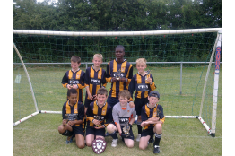 Moulton magpies Tourne Winners 2010