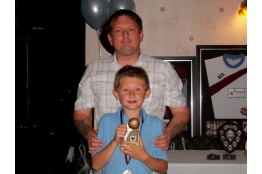 Cameron Taylor - Players Player 2011