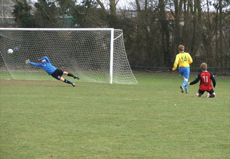 Louis Shepherd v Highmoor