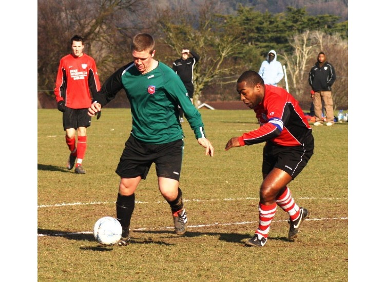 Jake Chance v FC Beaconsfield