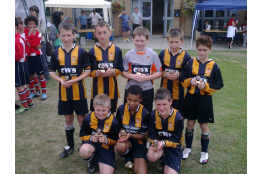 Wootton St George Tourne Winners 2010