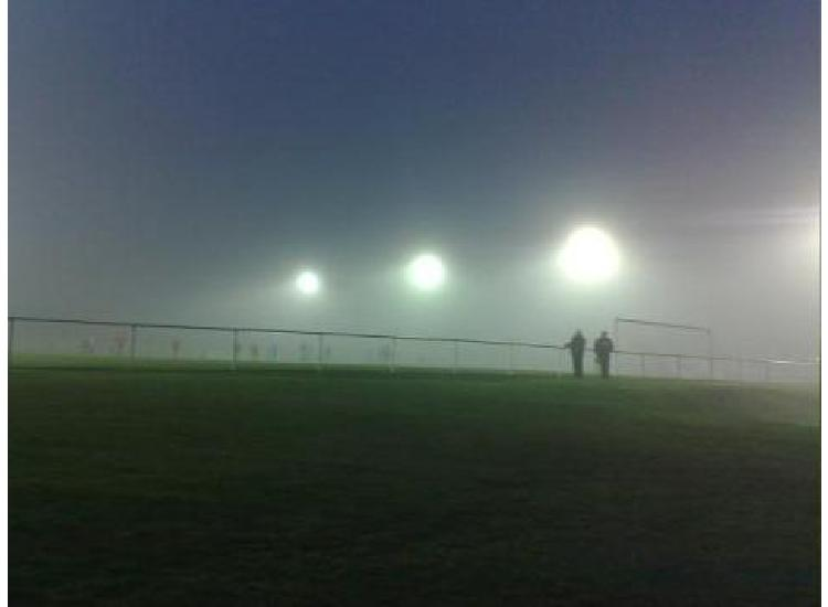 Fog @ Abbey Hey v St Helens Town (29/11/08)