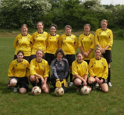 2XI Squad 2006 2007