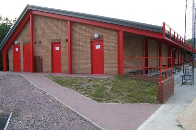 AFC Kempston New Stand