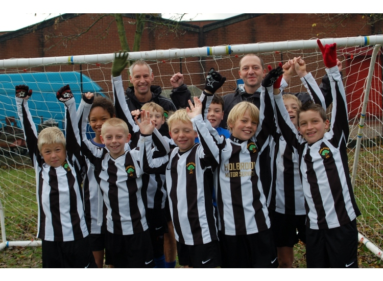 Ambleside Hornets (U10s) 2009-10