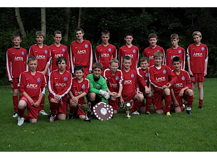 Albion BC Under 14s 2009-2010