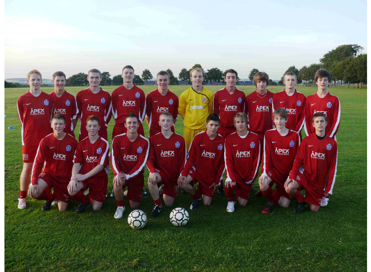 Albion BC Under 16s 2009-2010
