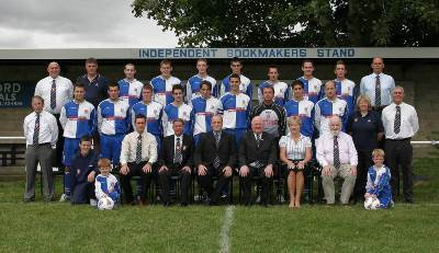 Amesbury Town FC - 2007/2008