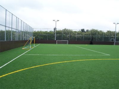 This is our winter training facility as supplied and maintained by Shaw Lane.