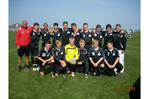 2011 Champions Camber Sands U15 Tournament