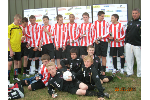 2011 Champions Bitton U15 Tournament