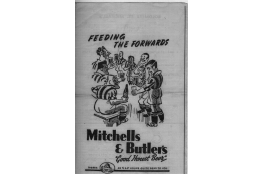 M & B Beer advert.