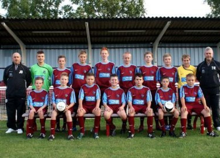 Bowers &amp; Pitsea Under 13&amp;#39;s 2009-10