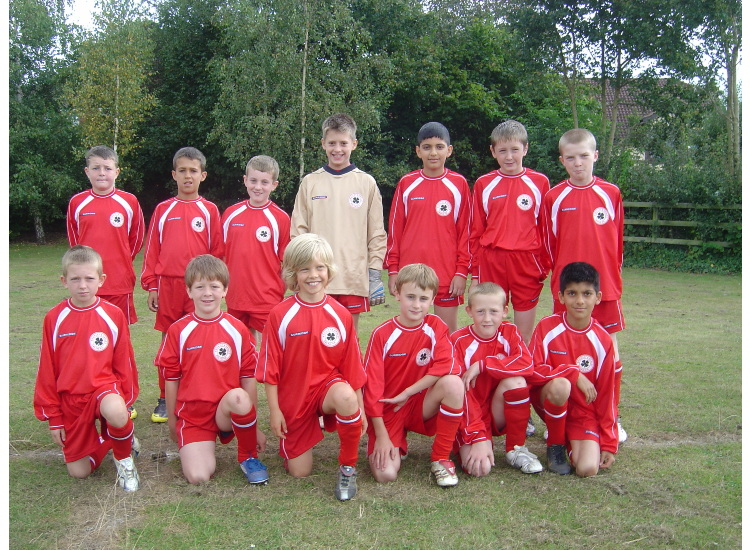 2007/08 Season as U11