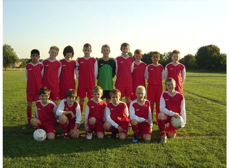 2009/10 Season as U13