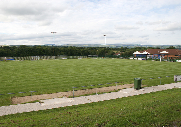 View from Main Stand