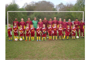 Cardifff Corries 2010-2011 - LEAGUE CHAMPIONS