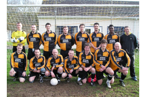 Newent Town Reserves 2010-11