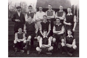 1st XI 1913/14