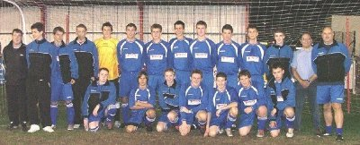 The 2005-06 team at Weston