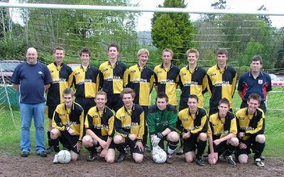 The team from 2004-05