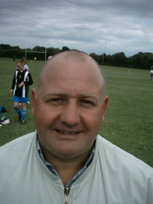 Steve West - U14&#039;s Manager