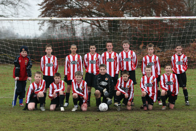 Under 12&#039;s A 2005 / 2006