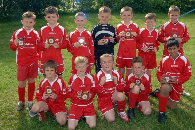 TJFA Cup Final 2007 Runners UP
