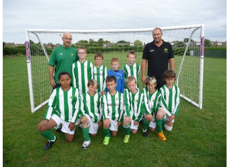 Colts team photo - July 2009.