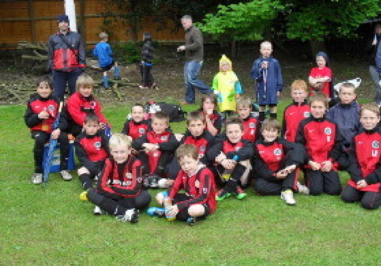 Fairmuir Fooball Festival 2010 1999s