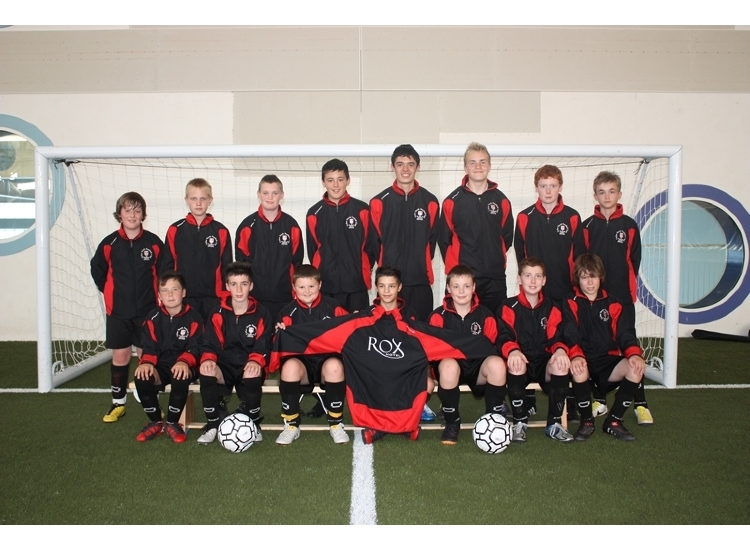 Special Thanks to Aberdeen's ROX Hotel for sponsoring tracksuit for the boys and coaches.