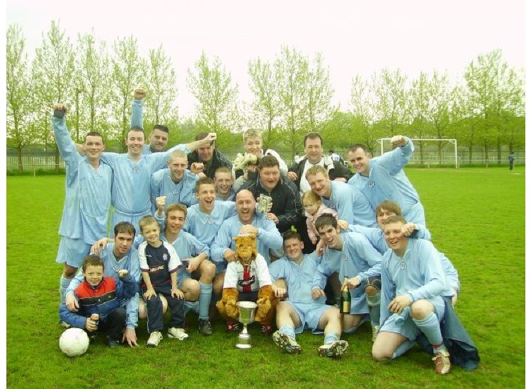 Cup Final 06 - Big Winners