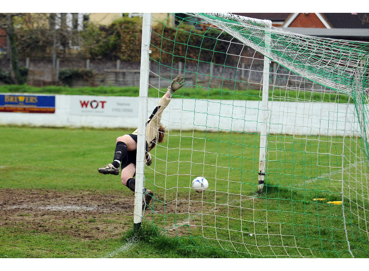 A 'Pagey' penalty goal !
