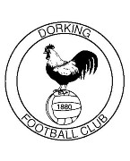 DORKING FOOTBALL CLUB.