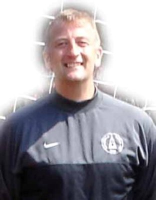 Veteren keeper / manager - Craig Butler