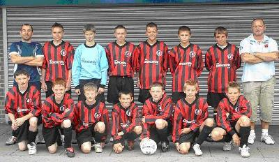 Team Photo 2006/07