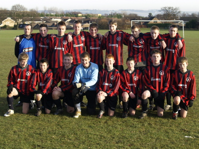 Team Photo 2007/08