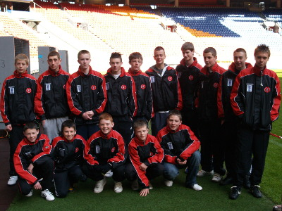 Town on tour! Holland 2008