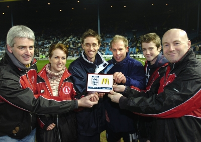 FA Charter Standard Club of the Year 2006