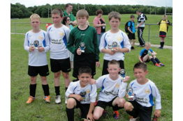 Spair Lads Runners Up