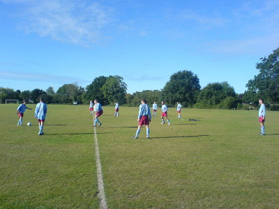 Pre-Match Warm Up