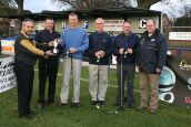Ellesmere Rangers Golf Day winners
