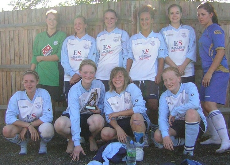 Godalming Ladies Tournament Squad