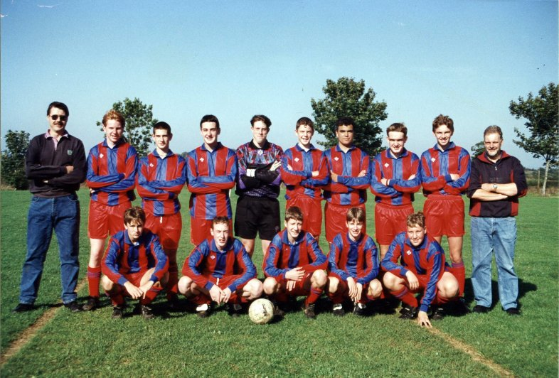 Under 16 Colts 1995-6