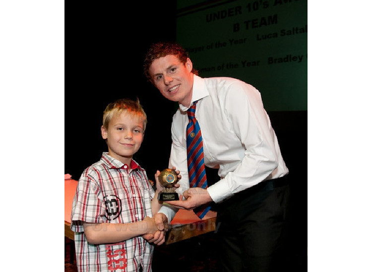Clubman of the year 2010 B Team