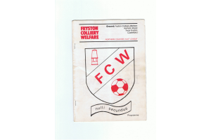 Fryston Colliery Welfare Badge