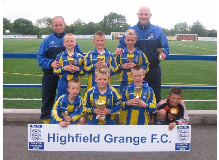 U10's Signol Athletic Winners
