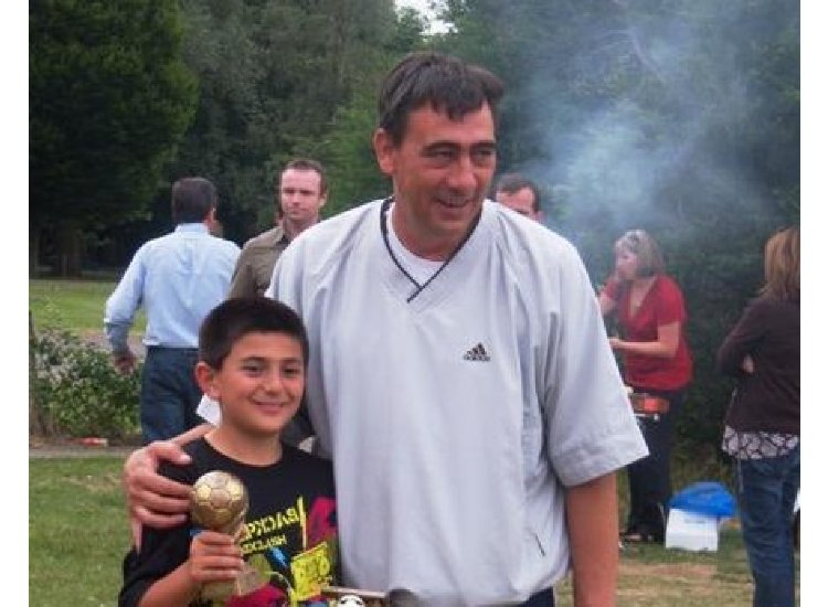 Anthony Zepetes voted Managers Player 2008/09