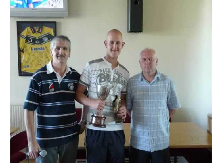 Players Player 08/09 season.  Billy Melton