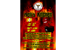 Our Hell's Kitchen Poster / Flyer - Great Design...